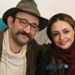 ماجرای جالب ازدواج هدایت هاشمی با همسر دومش مهشید ناصری
