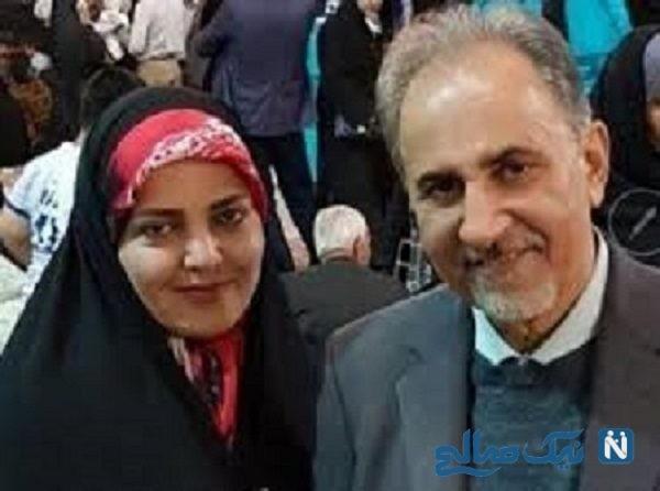 اعتراف نجفی شهردار سابق تهران به قتل همسر دومش+فیلم