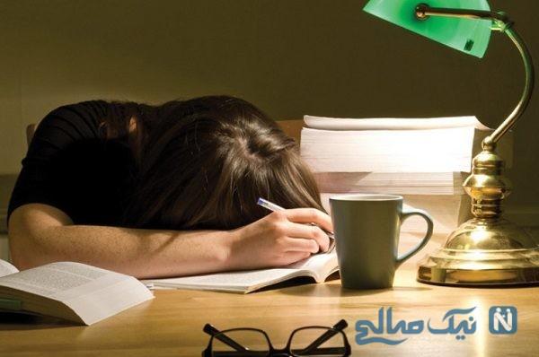 اعتیاد به شیشه به خاطر بیدار ماندن در شب امتحان