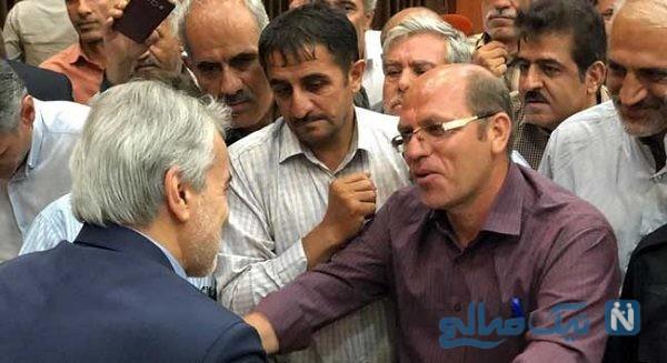 بازنشستگان معترض