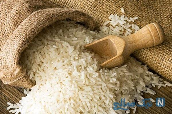 فروش برنج بی کیفیت به اسم برنج دم سیاه ایرانی در فروشگاه معروف