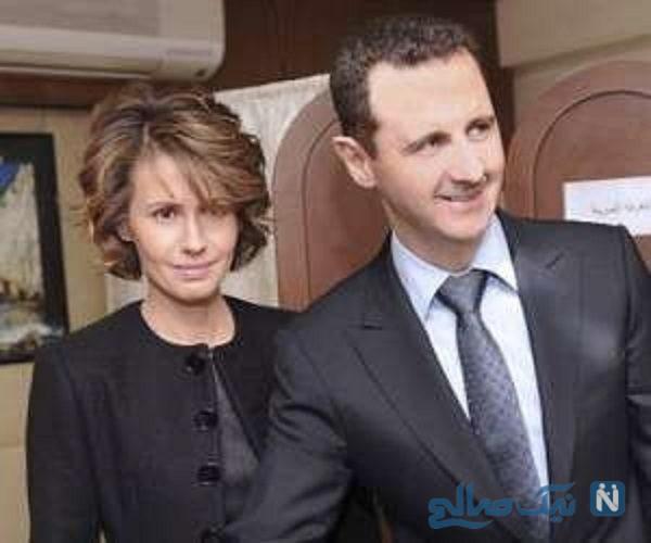 حضور بشار اسد و خانواده اش در یک رستورانی در دمشق خبرساز شد!