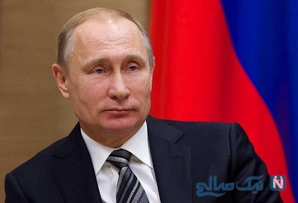 فیلمی جالب از بچه داری ولادیمیر پوتین رئیس جمهور روسیه