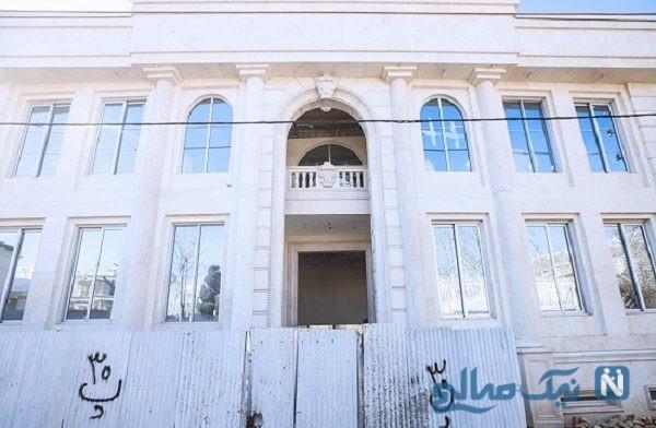 انتقاد مجری برنامه تهران بیست از توقف تخریب ویلای دختر وزیر