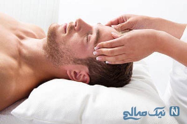 تسکین سردرد و حملات میگرن با فشار دادن نقاطی از بدن