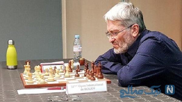 تقلب استاد بزرگ شطرنج در توالت سوژه رسانه ها شد!