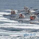 توقیف کشتی خارجی حامل سوخت قاچاق توسط سپاه ایران