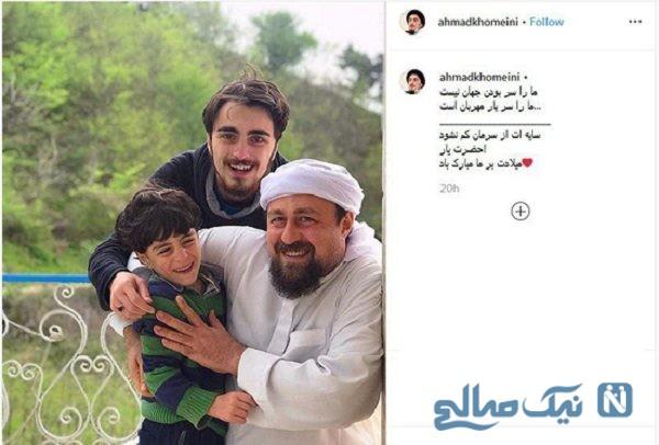 تولد سید حسن خمینی