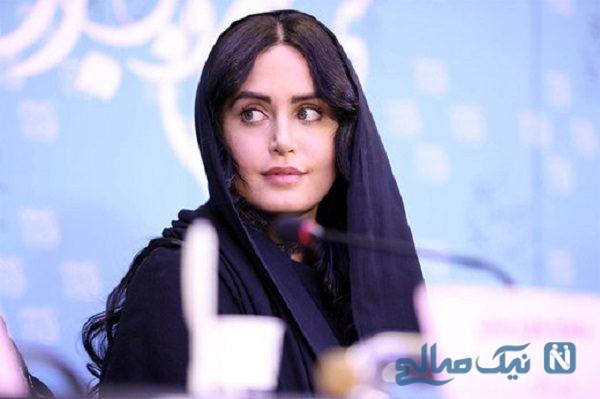 عصبانیت الناز شاکردوست از بی حرمتی فراستی به مردم بلوچستان