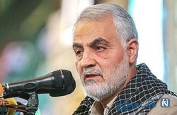 توییت سردار سلیمانی درباره دفاع از حرم علی بن موسی الرضا