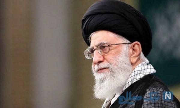 تیپ رهبر انقلاب اسلامی در دوران جوانی