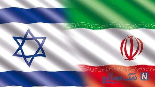 جابه جایی پرچم ایران و اسرائیل توسط یک نماینده ایرانی خبرساز شد!