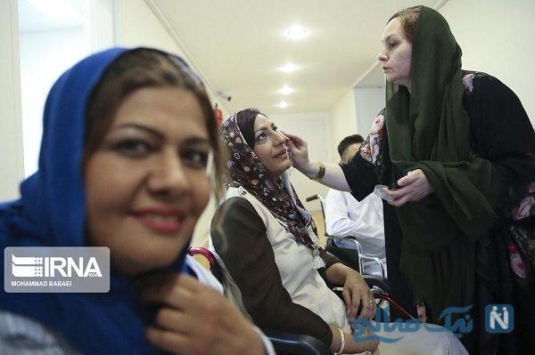 جشنواره مد و پوشاک بسیار متفاوت در تهران