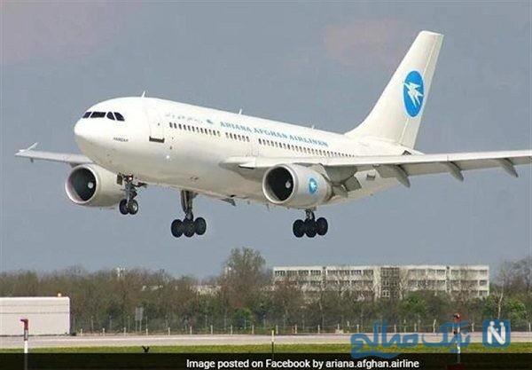 حرکت عجیب مسافر هواپیما که اجازه پرواز نداشت