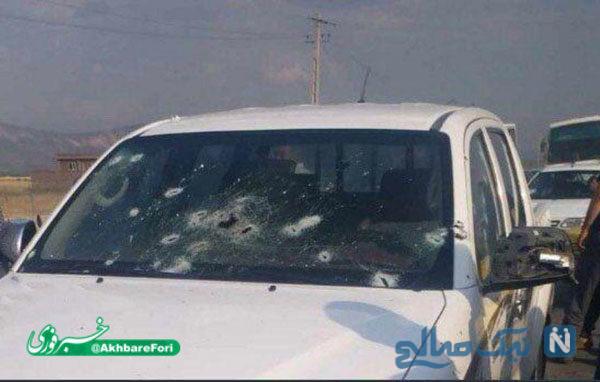 حمله تروریستی پیرانشهر