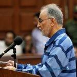 تصاویری از دومین جلسه دادگاه محمدعلی نجفی