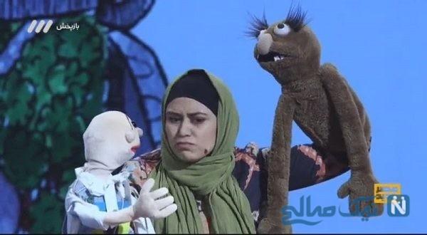 اجرای حیرت انگیز دختر عروسک گردان در عصر جدید