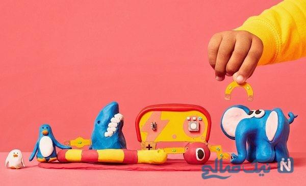 خرید اسباب بازی نامناسب برای کودک خردسال حادثه ساز شد!