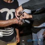 دستگیری شبانه خرده فروشان مواد مخدر در جاجرود