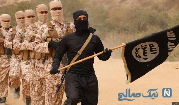 مادر داعش در عراق دستگیر شد + عکس