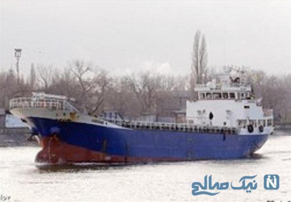 دلیل غرق شدن کشتی باری شباهنگ مشخص شد!