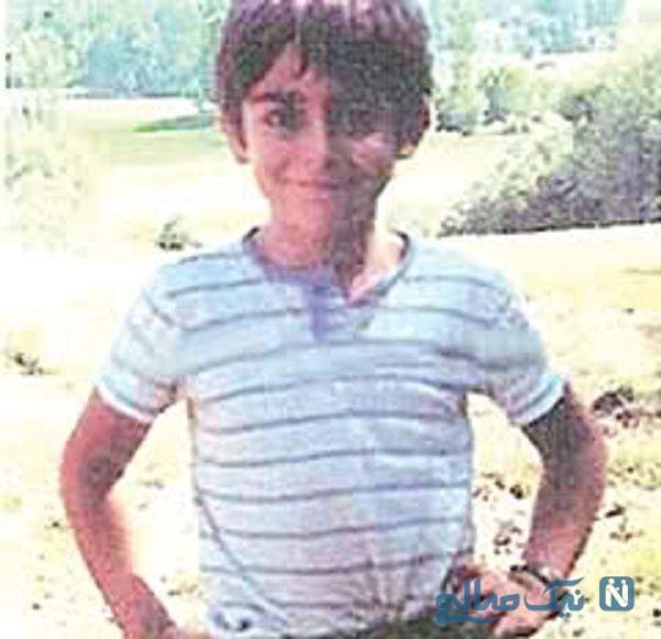دوران کودکی محمدرضا گلزار