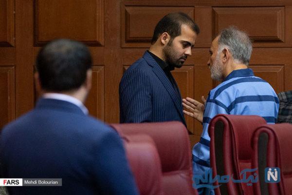 دیدار مسعود استاد با نجفی
