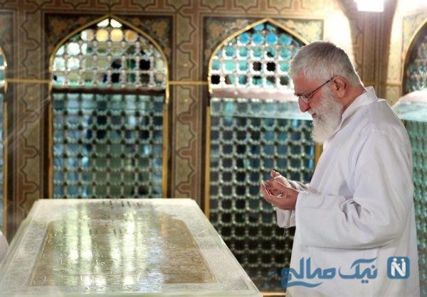 خادمی امام رضا