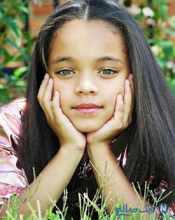 ریحانا خواننده آمریکایی
