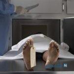 زنده شدن مرده در مراسم تشییع جنازه اش!