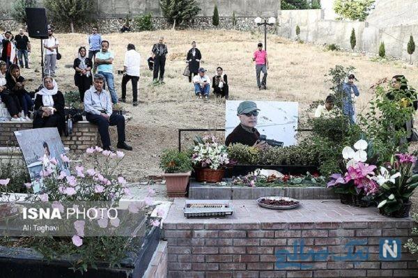 سومین سالگرد درگذشت عباس کیارستمی با حضور هنرمندان ایرانی