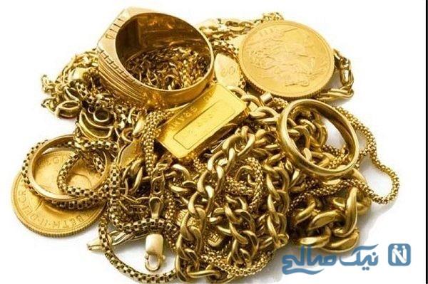 سرقت طلا