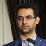 شوخی آذری جهرمی با یک خبرنگار هوشمند