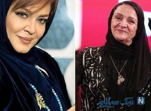 رفتار حیرت آور بازیگران زن ایرانی بعد از طلاق از همسرشان