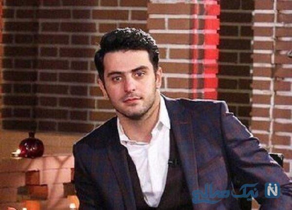 علی ضیا در برنامه زنده