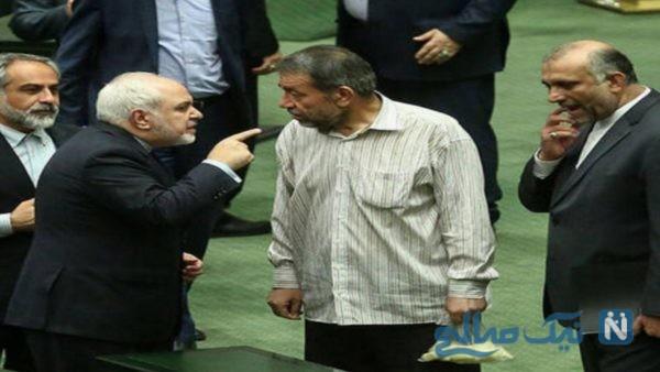 عکس جنجالی نماینده مجلس