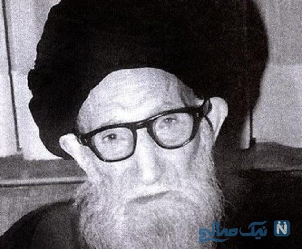 عکسی دیده نشده از پدر رهبر انقلاب در جمع پاسداران