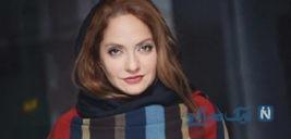 چالش عکس پیری مهناز افشار بازیگر جنجالی