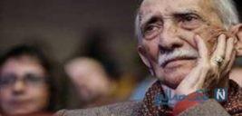 عیادت از داریوش اسدزاده پدربزرگ سریال خانه سبز در بیمارستان