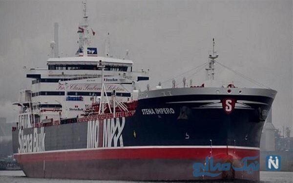 فرار نفتکش های انگلیسی از ایران