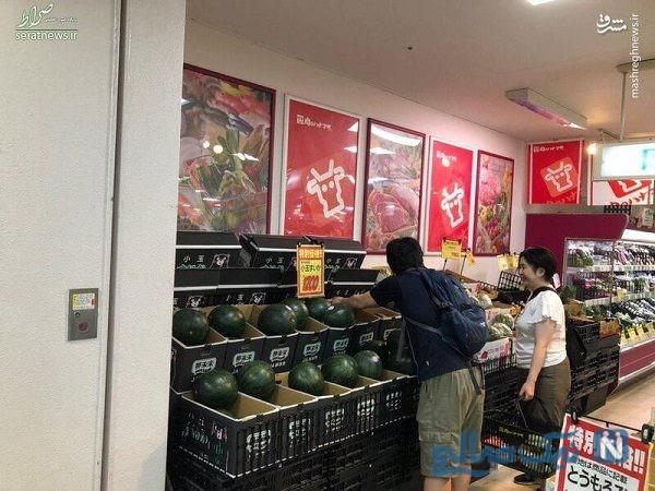 قیمت های نجومی و باورنکردنی میوه در ژاپن