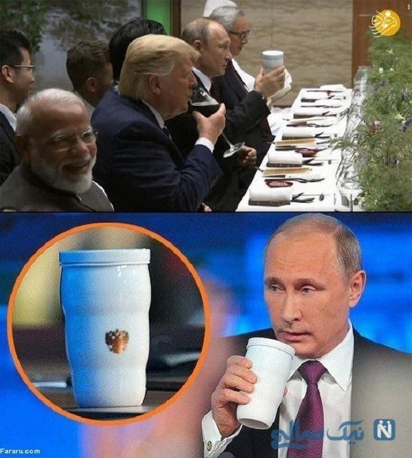 لیوان سفید