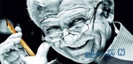 مراسم تشییع محمدصابر صابر هنرمند برجسته ایرانی