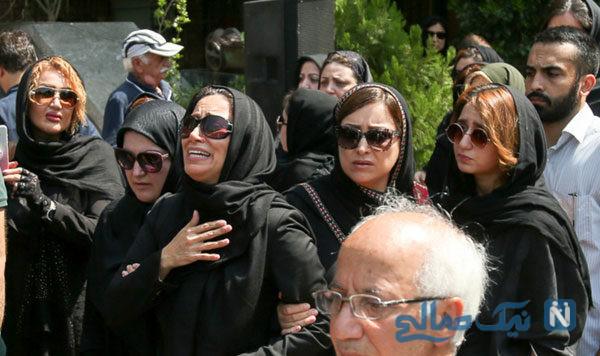 تشییع ناصر هوشمند وزیری