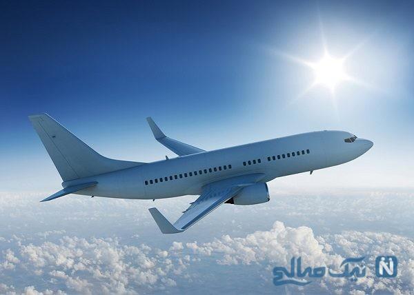پلیس با مسافران بد حجاب در داخل هواپیما هم برخورد می کند!