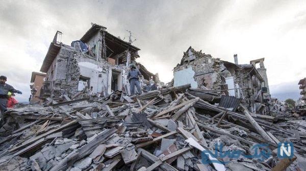 خسارتی که زلزله به مسجد سلیمان خوزستان وارد کرد!