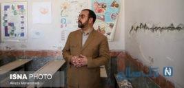 معاون پارلمانی رئیس جمهور در مناطق زلزله زده مسجدسلیمان