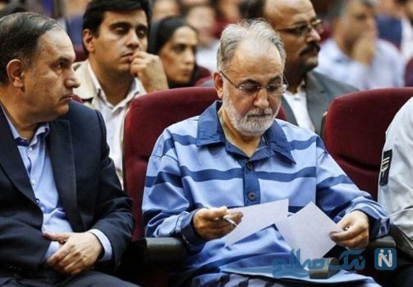 نجفی شهردار سابق تهران