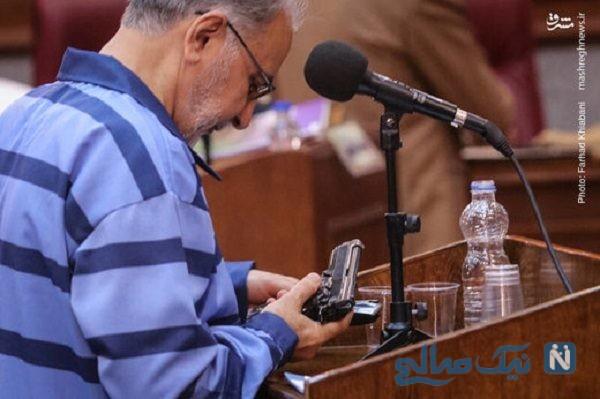 نجفی شهردار سابق تهران بعد از قتل میترا استاد مرتکب جرم جدیدی شد؟