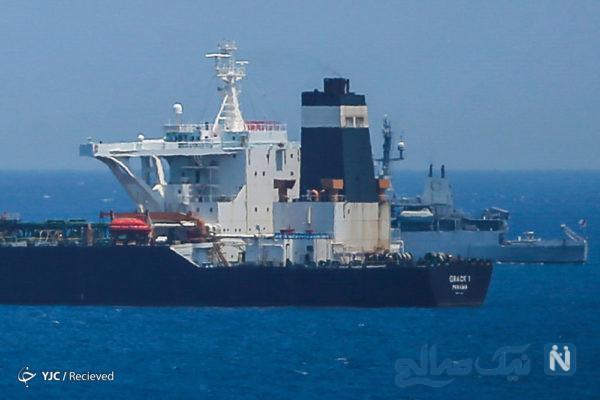 محموله نفتی ایران